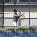 Boys Varsity Tennis beats Blackman 7 – 0