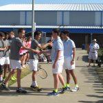 Boys Varsity Tennis beats Siegel 7 – 0