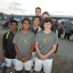 Boys Varsity Tennis beats Cookeville 8 – 1