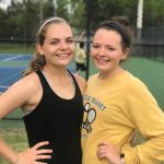 Girls Varsity Tennis beats Hendersonville 8 – 1