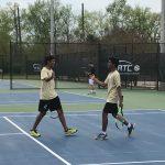 Boys Varsity Tennis beats Hendersonville 7 – 2