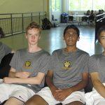 Boys Varsity Tennis beats Blackman 4 – 0