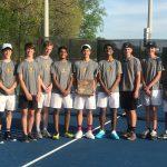Boys Varsity Tennis beats Siegel 4 – 0