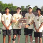 Boys Varsity Tennis beats Lincoln County 5 – 0