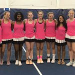 Girls Varsity Tennis beats McMinn County 4 – 0