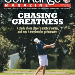 "Central Magnet's Lane Counts is ""Chasing Greatness"" in the latest Golf Range Magazine!"