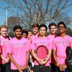 Boys Varsity Tennis beats Blackman 7 – 0