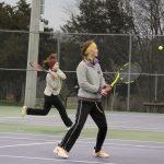 Girls Varsity Tennis beats Bowling Green 6 – 3