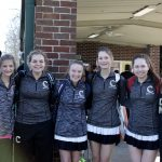 Girls Varsity Tennis falls to Hendersonville 5 – 2