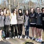 Girls Varsity Tennis beats Riverdale 7 – 0