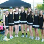 Girls Tennis Advances to District Final Match with a win over Siegel 4 – 2
