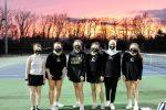 Girls Junior Varsity Tennis beats Providence Christian Academy 9 – 0