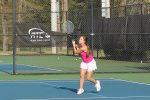 Girls Varsity Tennis beats Lavergne 7 – 0