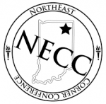 Five Cougars Honored on All-NECC Football Team