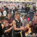 Essegian is the newest member of CN's 1,000 Point Club