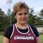Kirsten Wells~CN Class of 2020~Unified Track and Field