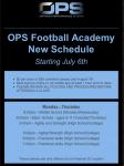 OPS Football Academy