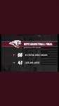 Boys Varsity Basketball beats Lakeland 66 – 41