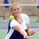RHS Girls Tennis Winning in St. George