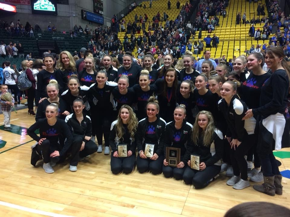 Richfield Radiance Places Third in State