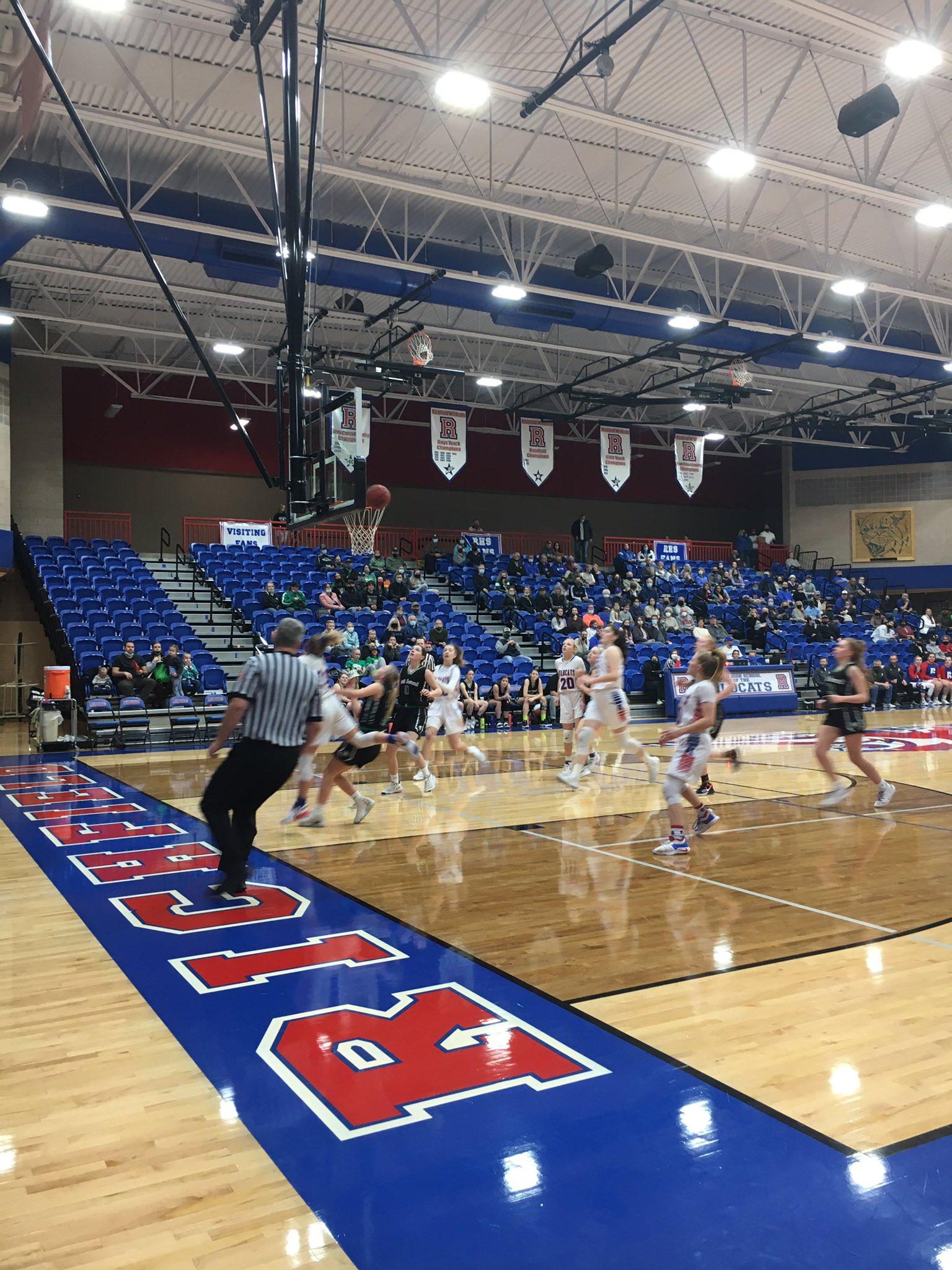 Girls Varsity Basketball beats South Summit 57 – 24