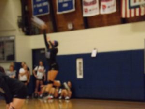 HS Volleyball v Easton Valley