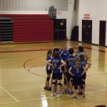 Comet 7th & 8th Volleyball Wins