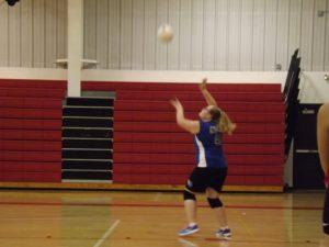 7th & 8th Volleyball v Marquette