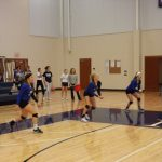JV Comet VB defeats Northeast