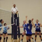 9th Comet Volleyball Rallies to Defeat Northeast