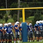 Comets Dominate Durant in 44-0