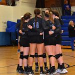 Comet Volleyball Falls to West Branch