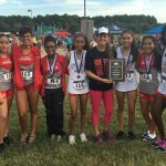Cypress Lakes High School Girls Varsity Cross Country finishes 1st place