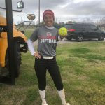 Danielle Throws Shutout As Cypress Lakes Spartans Varsity Defeats Cypress Park