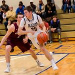 Blazers Cruise to 75-60 Victory over Hanover Central