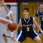 Kenney, Andershock Power Marquette to Championship of Lebanon Tourney