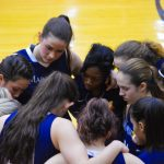 Lady Blazers Fall in Double OT at Semistate
