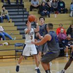 Strong Second Half Propels Blazers to 76-37 Win over Lake Station