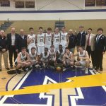 Blazers Secure Share of GSSC Title with Senior Night Win