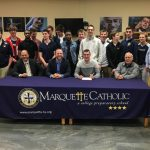 Andershock Signs NLI with UW-Platteville