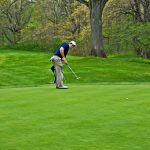 Blazer Golf Knocks Off Andrean, Bishop Noll on Tuesday