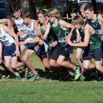 Blazers Shine at New Prairie Invitational
