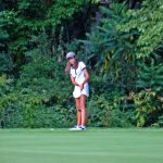 Lady Blazers Improve to 7-1 Following Team Score of 187
