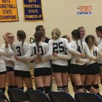 Marquette Seizes Four-Set Nailbiter over South Bend Clay