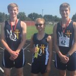 Three Blazers Take Home Hardware at Saturday's 421 Run