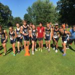 Cross Country Shines at New Prairie Kickoff