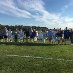 Seniors Shine as Blazers Rout Kouts