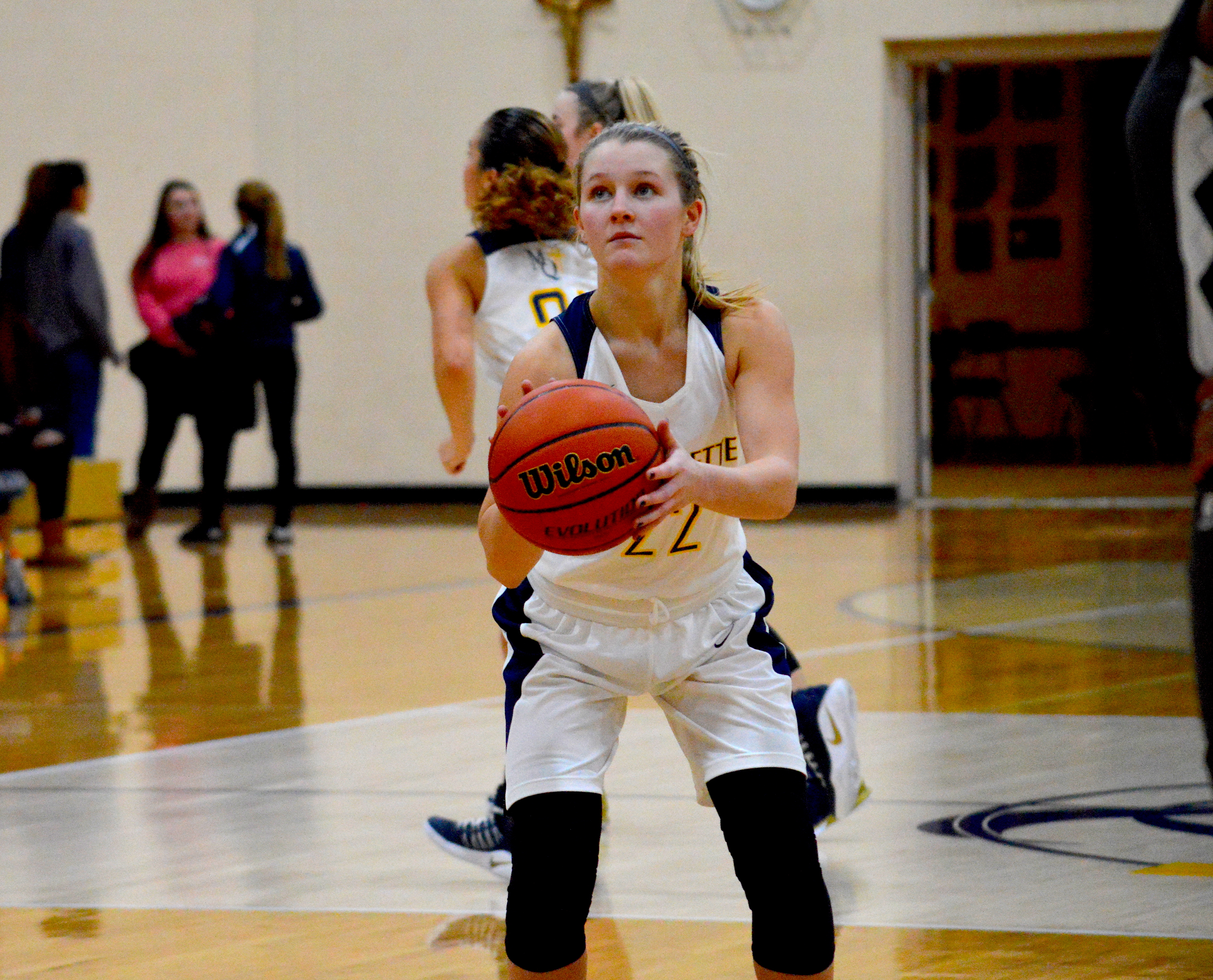 Lady Blazers Dig Deep for 67-56 Win over South Bend St. Joseph