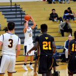 Marquette Glides to 72 – 46 Win in Sectional Opener