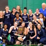 Emma Nolan Powers Lady Blazers to Third Straight Sectional Title